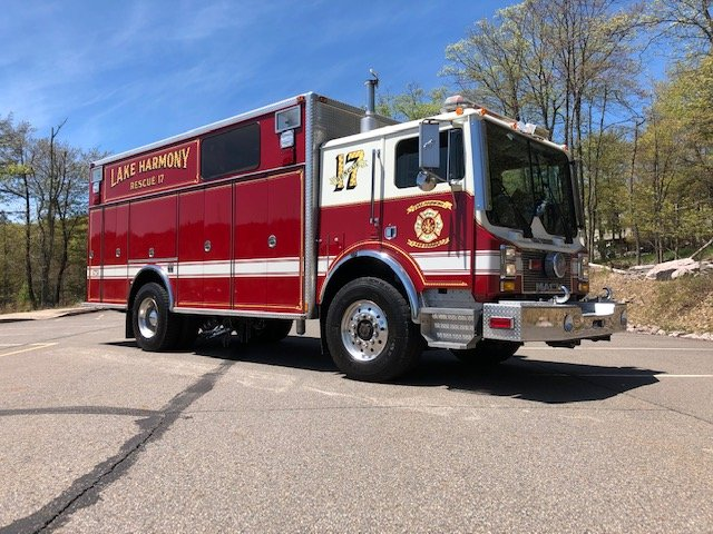 Lake Harmony Fire Company – Lake Harmony, PA